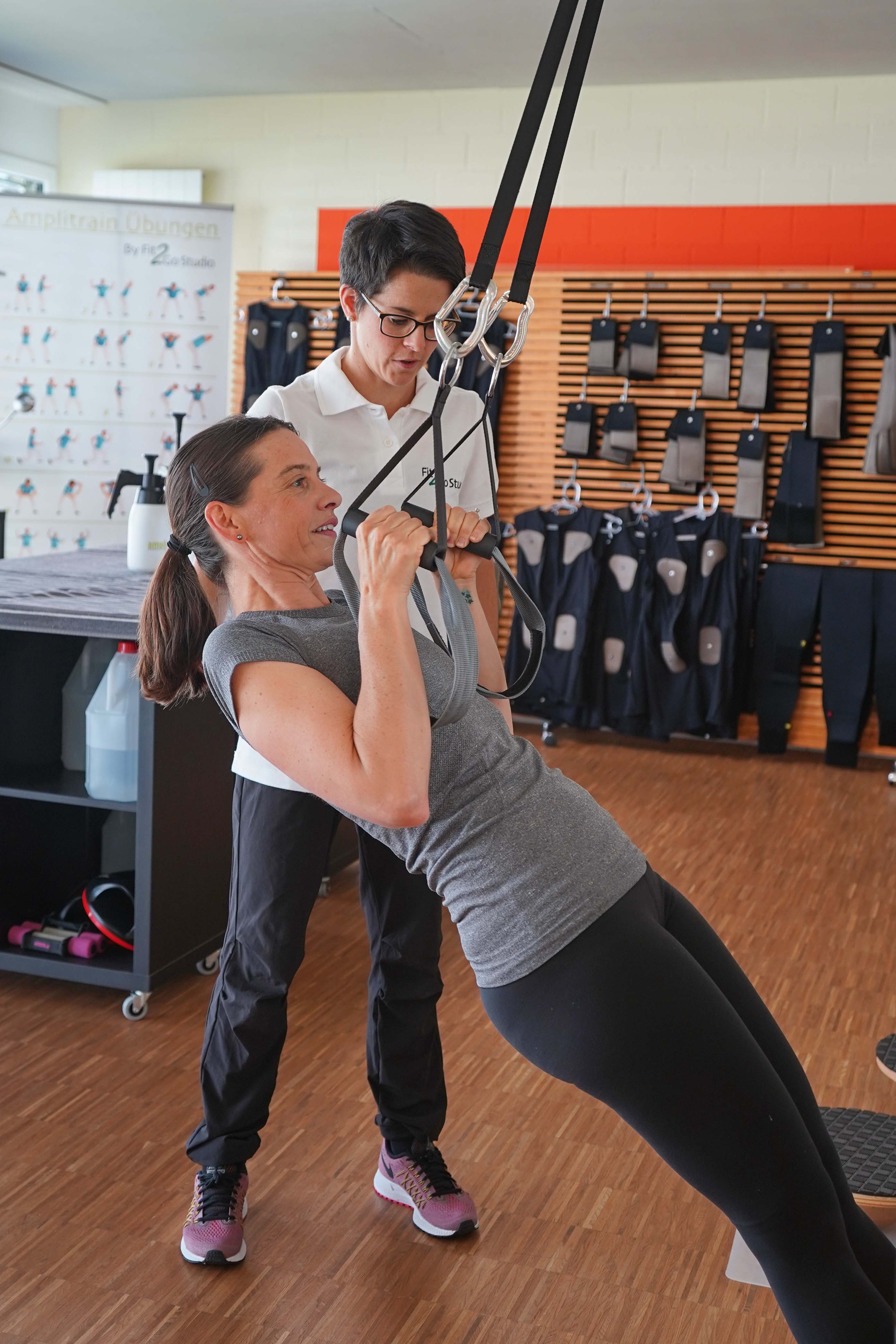 Gesundheit, Training, Coaching - Fit2Go Center in Uster 12