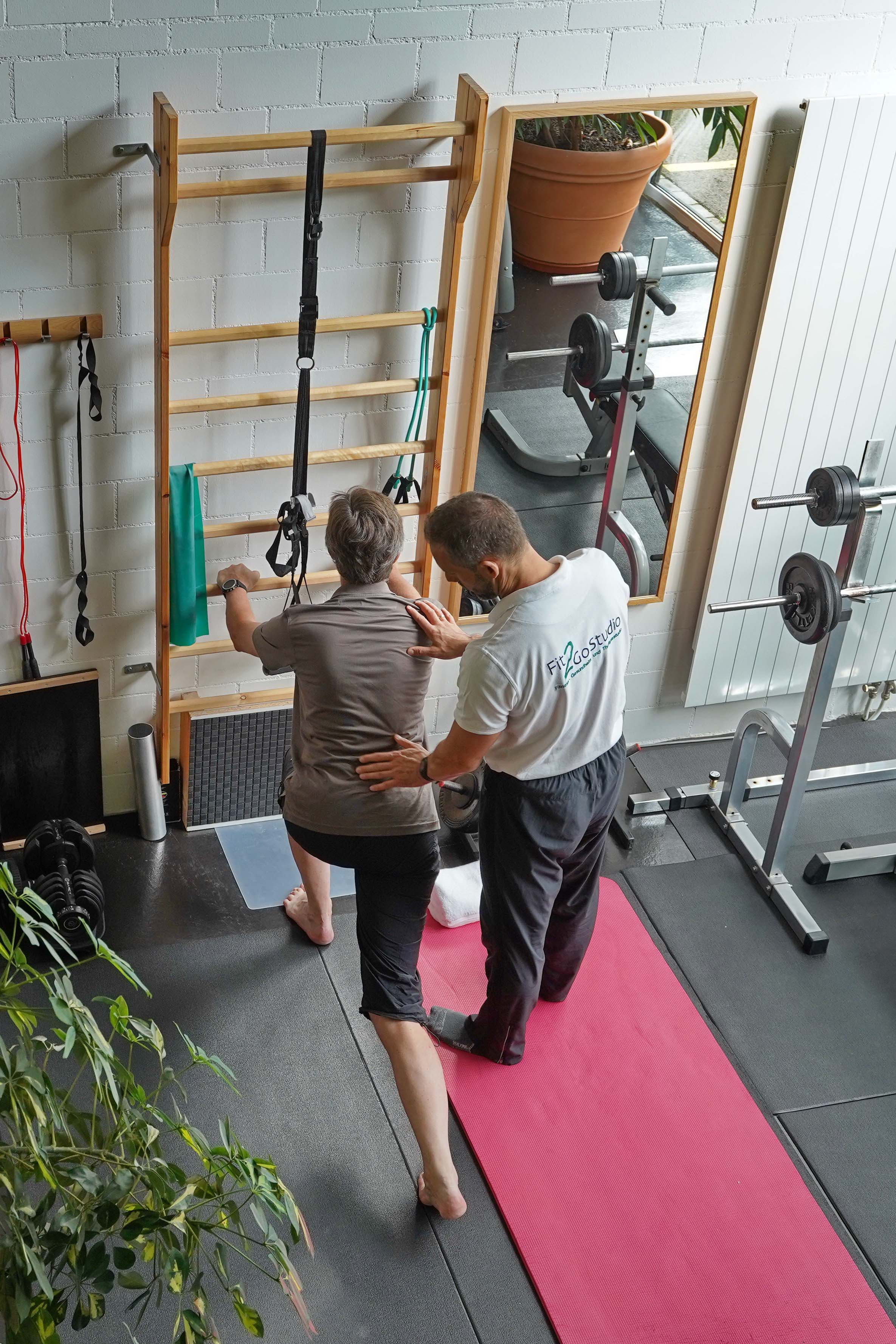 Gesundheit, Training, Coaching - Fit2Go Center in Uster 22