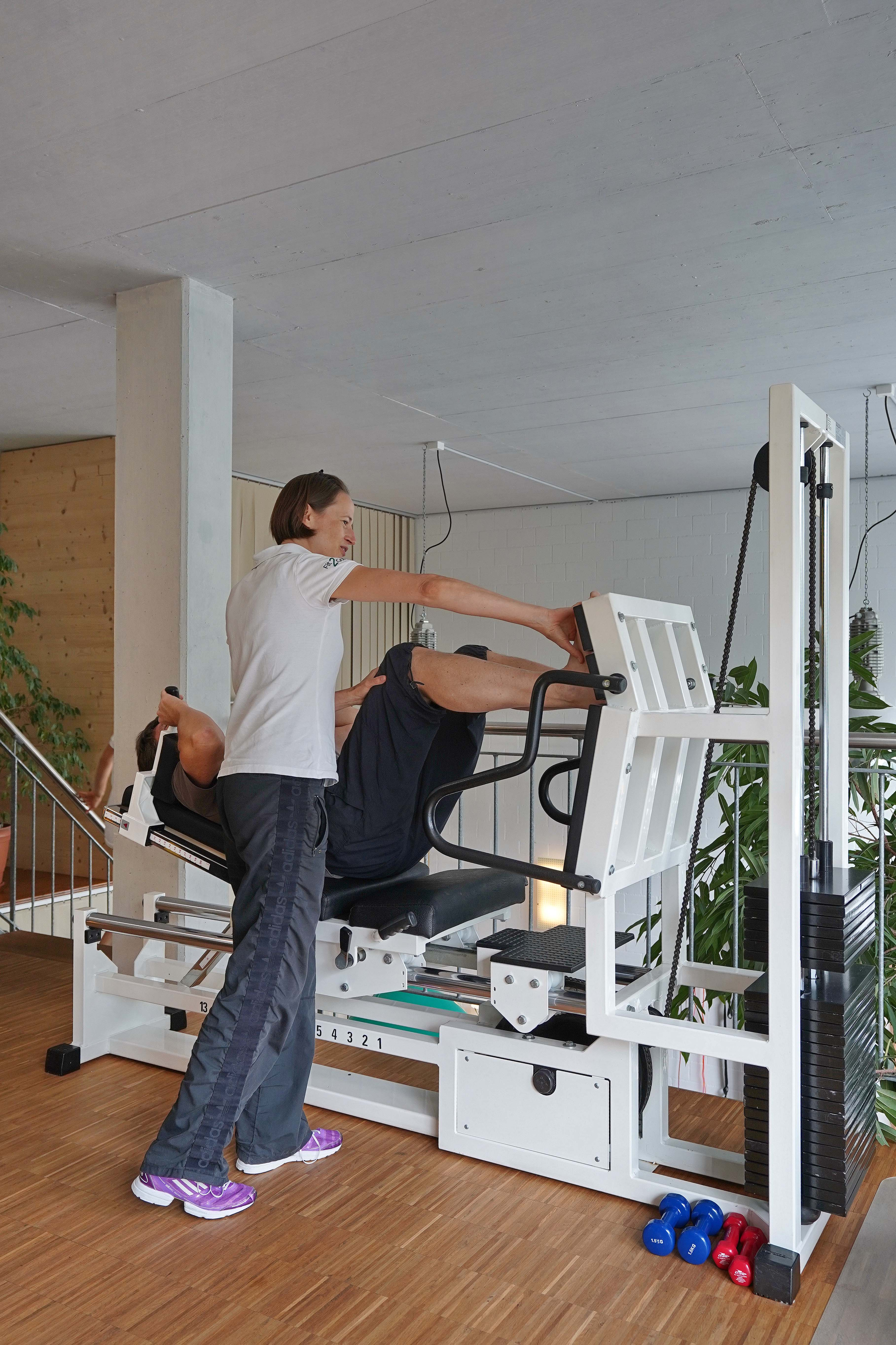 Gesundheit, Training, Coaching - Fit2Go Center in Uster 18