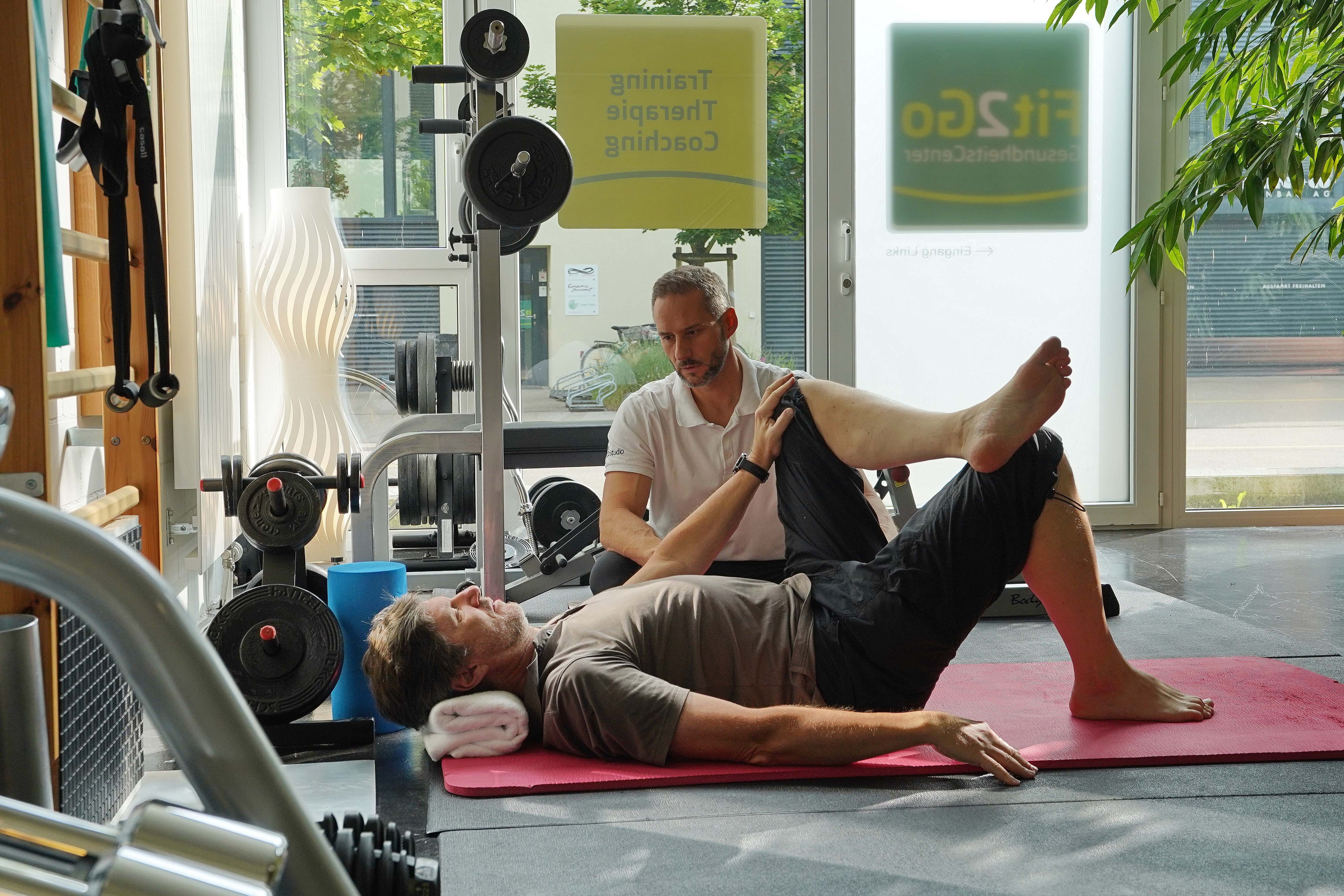 Gesundheit, Training, Coaching - Fit2Go Center in Uster 30