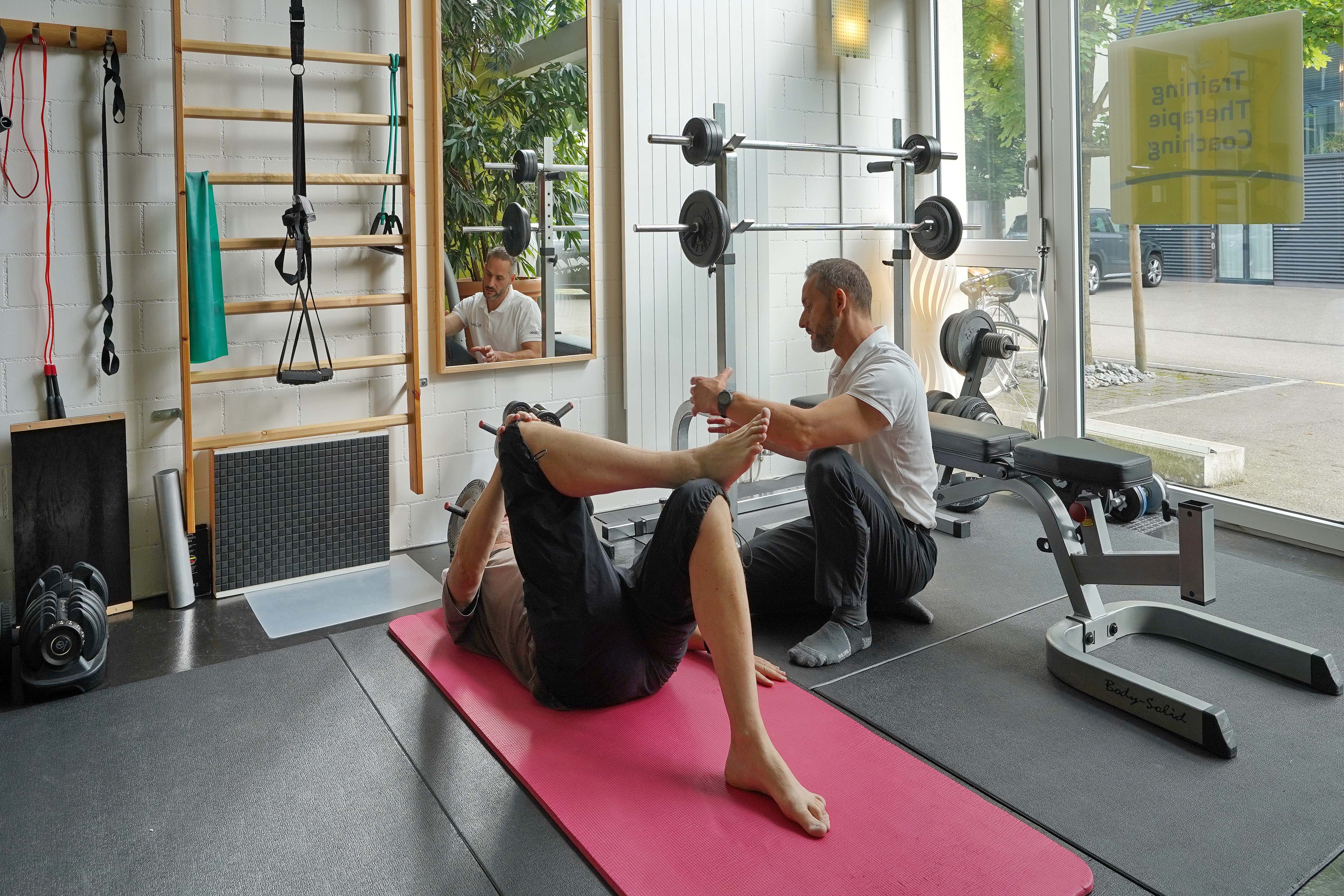 Gesundheit, Training, Coaching - Fit2Go Center in Uster 29