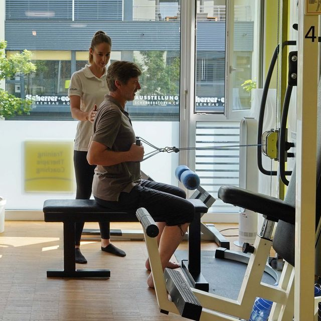 Gesundheit, Training, Coaching - Fit2Go Center in Uster 19
