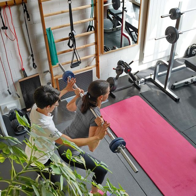 Gesundheit, Training, Coaching - Fit2Go Center in Uster 11