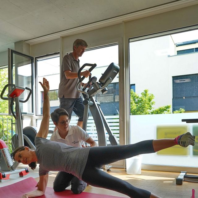 Gesundheit, Training, Coaching - Fit2Go Center in Uster 14